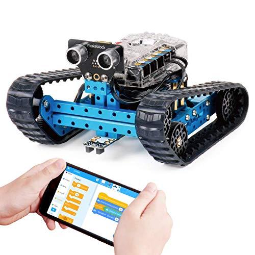 Makeblock mBot Ranger Roboter, 3-in-1-Programmierbarer Robot...