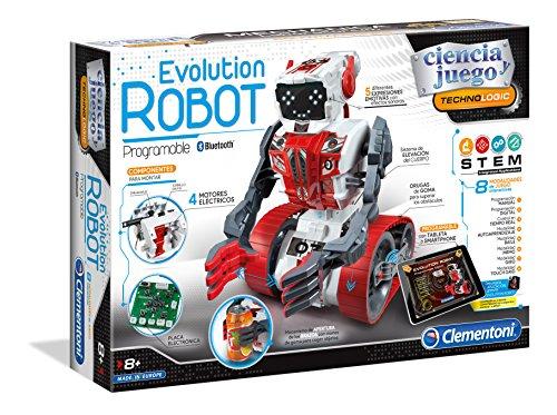 Clementoni Evolution Robot, Roboter (55191.0), Modelle