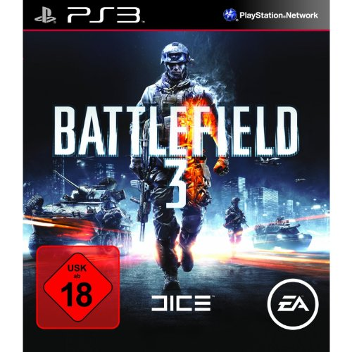 Battlefield 3 - [PlayStation 3]
