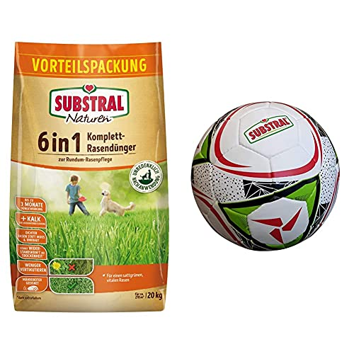 Substral Fußball-Spaß-Paket: Substral Naturen 6in1 Komplett...
