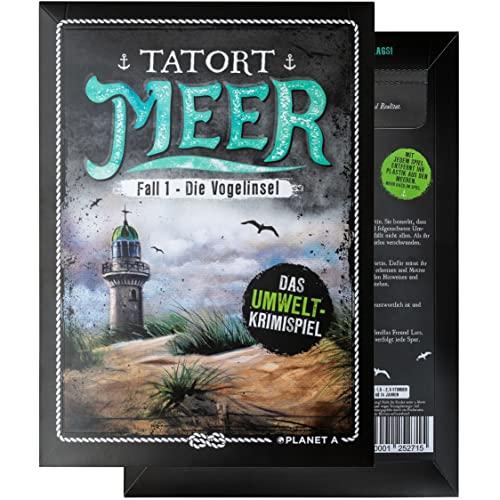 Tatort Meer   Fall 1 - Die Vogelinsel. Das interaktive Umwelt...