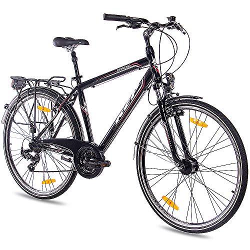 KCP 28 Zoll City Bike - Estremo Gent - Herren Trekkingfahrrad mit...