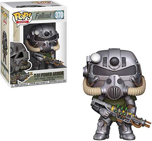 Funko 33973 POP! Games: Fallout - T-51 Power Armor #370 Vinyl Figure