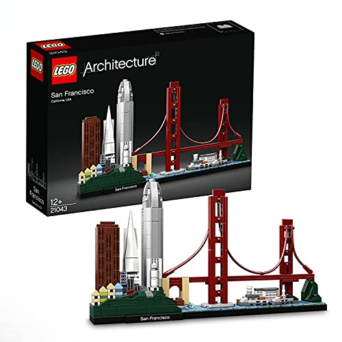 Lego 21043 Architecture San Francisco Skyline-Kollektion,...