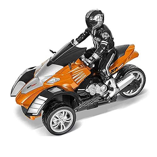 LINXIANG 1:10 Ferngesteuertes Stunt-Dreirad-Motorrad,...