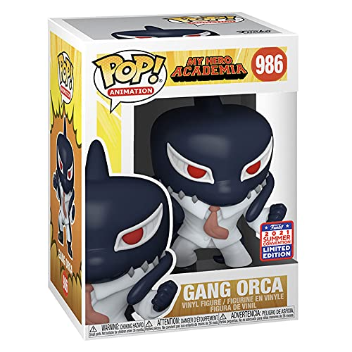 Funko Pop! Animation: My Hero Academia – Gang Orca (Summer...