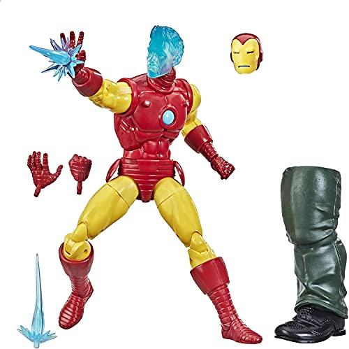 Hasbro Marvel Legends Series 15 cm große Tony Stark (A.I.)...