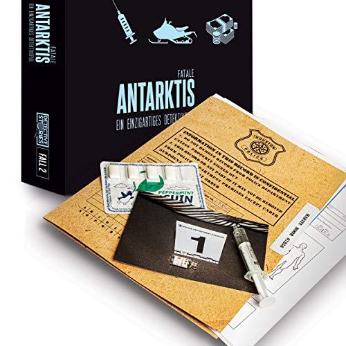 iDventure Detective Stories - Fall 2: Antarktis Fatale -...