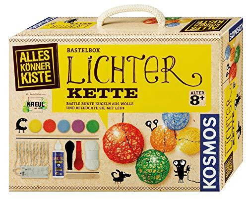 Kosmos 604288 AllesKönnerKiste Lichterkette zum Selbermachen -...