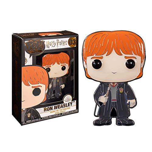 Funko Pop! Pin: Harry Potter - Ron Weasley Premium Enamel Pin