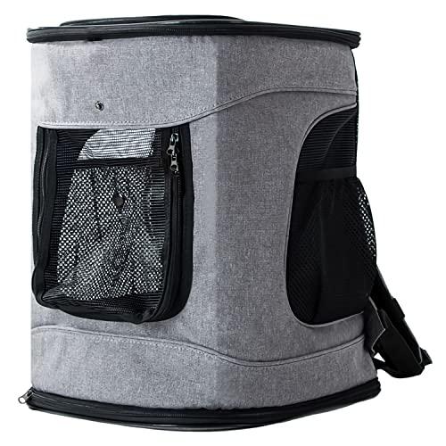 Atenza Hunderucksack, Tiertransporttasche, Katzenrucksack für...