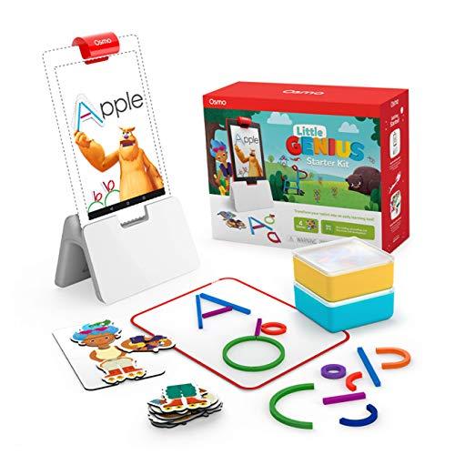 Osmo - Little Genius Starter Kit für Fire Tablet - 4 praktische...