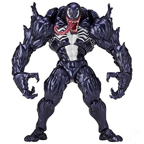 Vssictor Venom Hero Serie Venom Figur 18cm, Actionfigur Venom...
