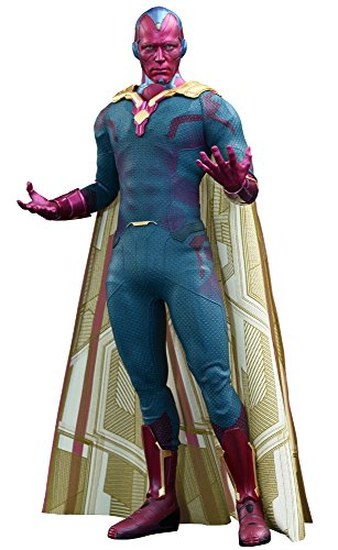 """Hot Toys SS902417Maßstab 1 : 6 """"Vision Avengers Age of Ultron Figur"""