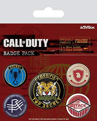 Call of Duty - Black Ops Cold War - Top Secret - 5 Ansteck...