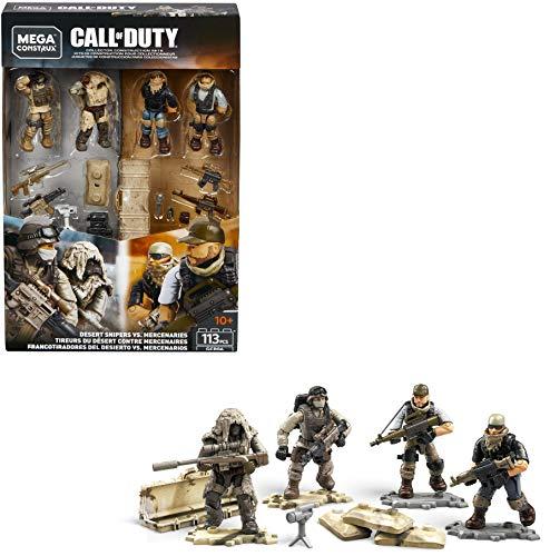 Mega Construx - Call of Duty GCP06 - Desert Snipers vs....