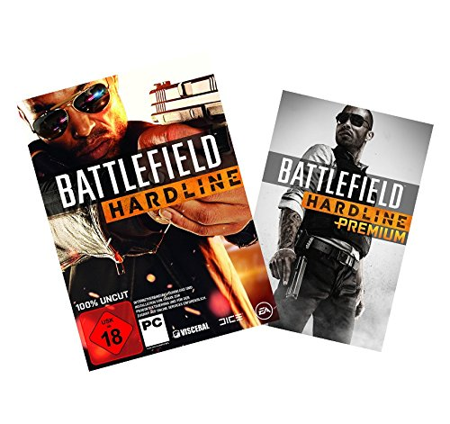 Battlefield Hardline + Premium + Battlepack [PC Code - Origin]