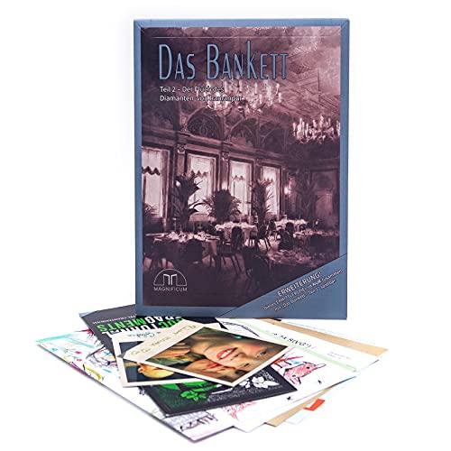 MAGNIFICUM Krimispiel : Das Bankett - Teil 2 - Der Fluch des...
