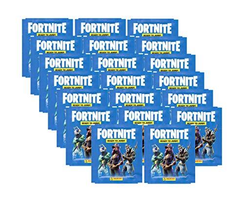 Fortnite Sticker - Serie 1 (2019) - 20 Booster (100 Sammel...