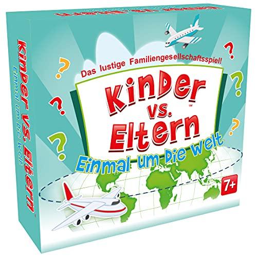 Brettspiel Familienquiz Kartenspiel Quizspiel für Kinder und...