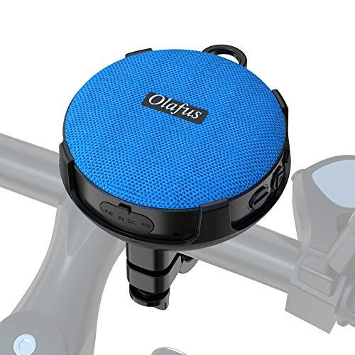 Olafus Bluetooth Lautsprecher mit Fahrrad Mount, Bluetooth 5.0...