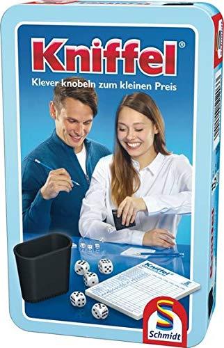 Schmidt Spiele 51203 Kniffel, Bring Mich mit Spiel in der...