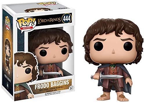 Funko 13551 Herr der Ringe POP Vinylfigur: LOTR/Hobbit: Frodo...