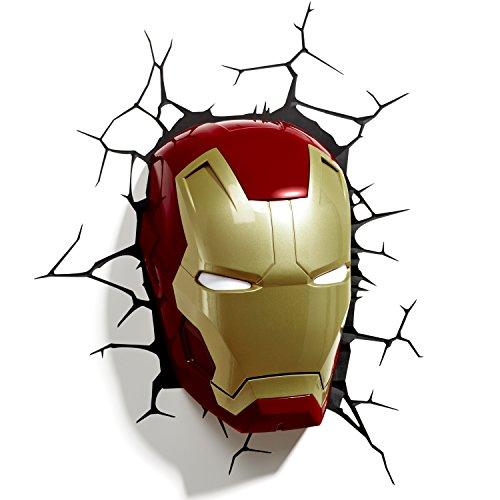 Marvel Avengers Iron Maske Lampe