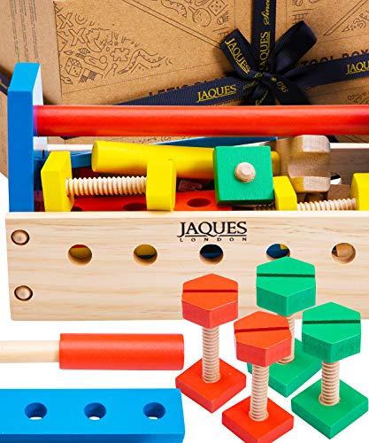 Jaques of London Werkzeugkoffer Kinder | Qualität Kinder...