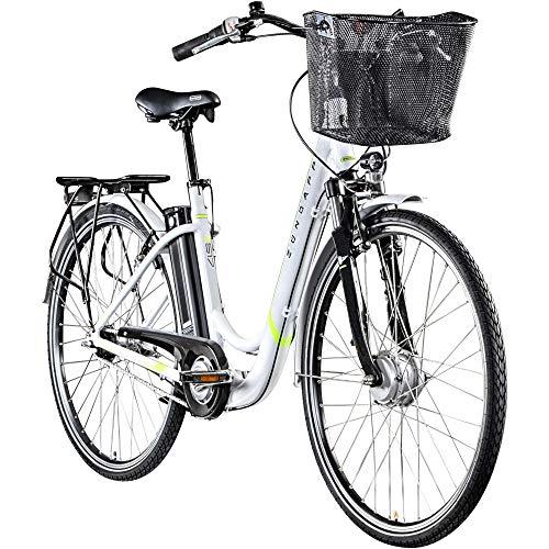 Zündapp Z517 700c E-Bike E Cityrad Damenrad Pedelec...