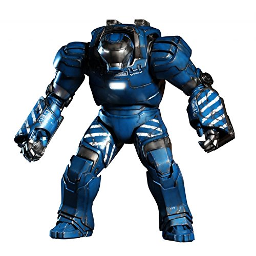 Hot Toys Movie Master Piece - Iron Man 3: Mark 38 XXXVIII Igor
