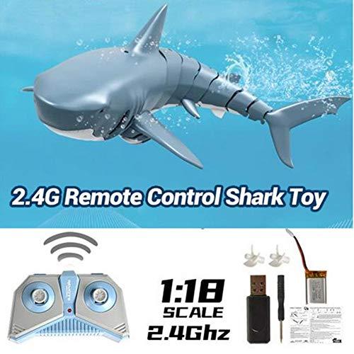 Telisii 2020 Verbessertes ferngesteuertes Hai-Spielzeug,...