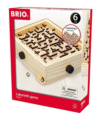 BRIO 34000 Labyrinth - Der schwedische...