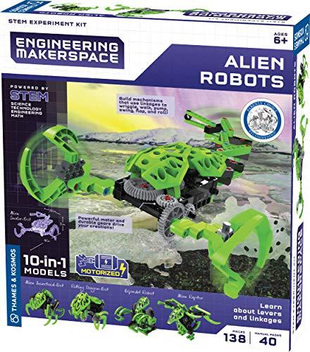 Kosmos Alien Robots