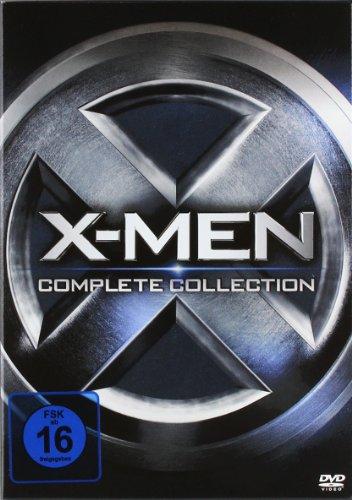 X-Men - Complete Collection (alle 5 Filme inkl. X-Men: Erste...