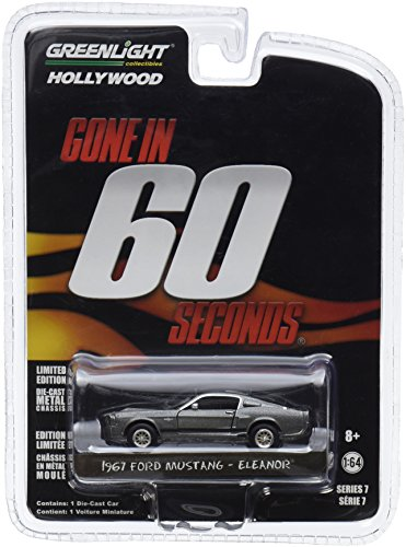 Gone in 60 Sixty Seconds (2000) 'Eleanor' 1967 Ford Mustang...