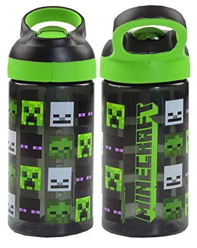 Minecraft Creeper und Zombie Steve 16oz / 473ml Wiederverwendbare...