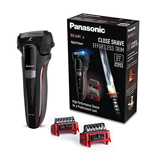 Panasonic ES-LL41 Hybrid-Rasierer, 3in1-Rasierer zum Rasieren,...