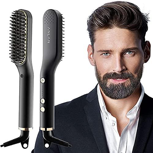 Bartglätter ANLAN Bartglätter für Männer, Bartglätter...