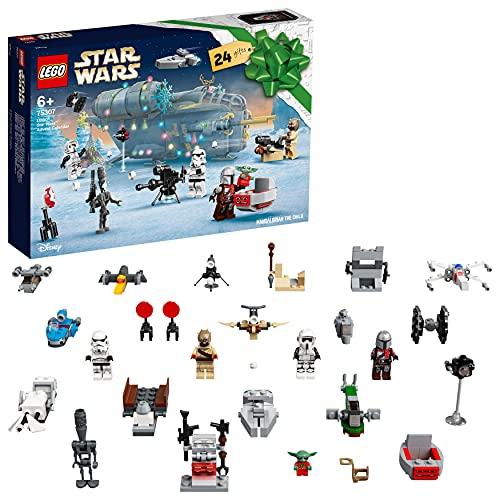 LEGO 75307 Star Wars Adventskalender 2021 Bausatz Mandalorianer...