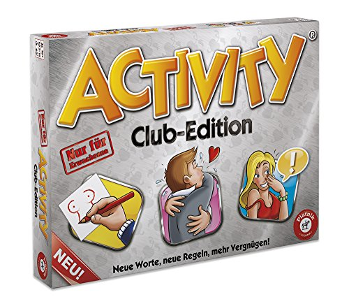 Activity Club-Edition für Erwachsene