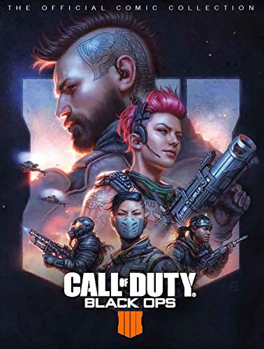 Call of Duty: Black Ops 4 - The Official Comic Collection