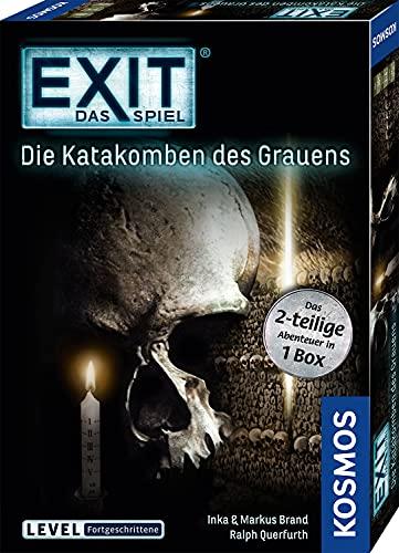 KOSMOS 694289 - EXIT - Das Spiel - Die Katakomben des Grauens -...