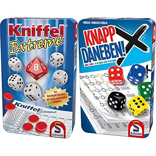 Schmidt Spiele 51296 Kniffel Extreme, Bring Mich mit Spiel in...