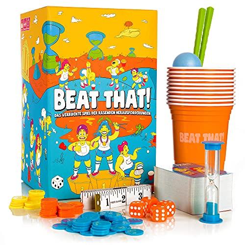 Beat That! Spass Duell für Erwachsene