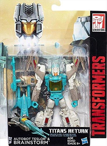 Hasbro Transformers Titans Return: Brainstorm & Autobot Teslor