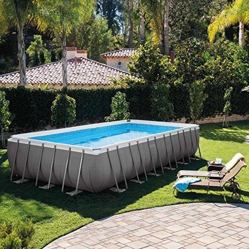 Intex Pool Set Ultra Metal 732 x 366 x 132