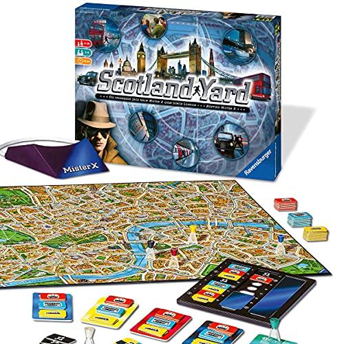 Ravensburger Gesellschaftsspiel 26601 - Scotland Yard -...