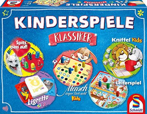Schmidt Spiele 49189 Kinderspiele Klassiker,...