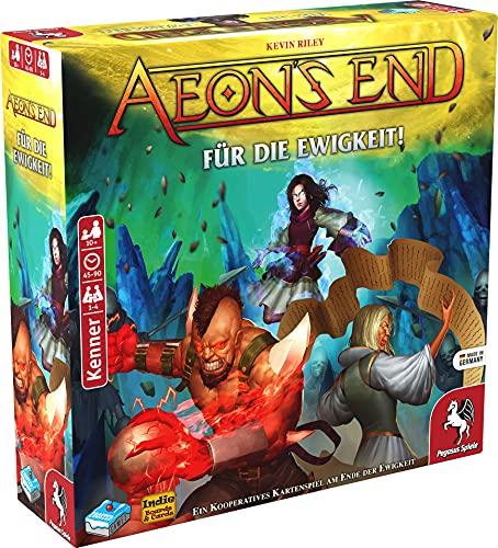 Pegasus Spiele 57324G - Aeon's End - Für die Ewigkeit (Frosted...